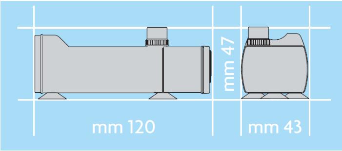Dimensioni Eden 304